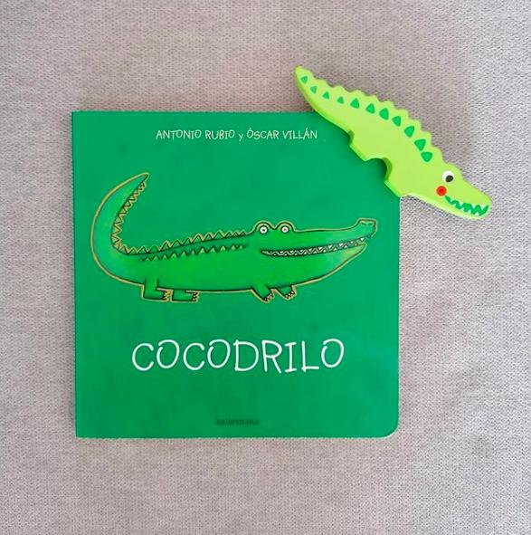 el cocodrilo verde verde verde