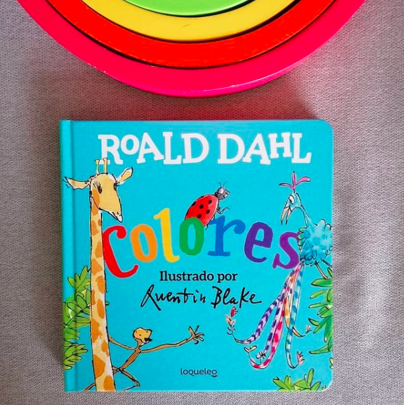 Otra forma de aprender los colores