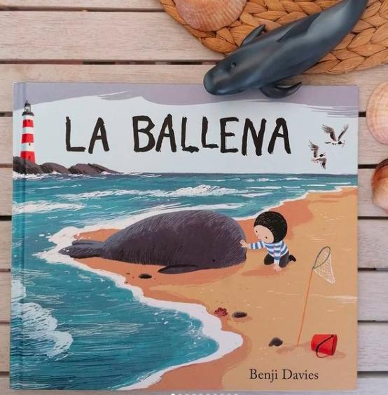 'La ballena' de Benji Davies