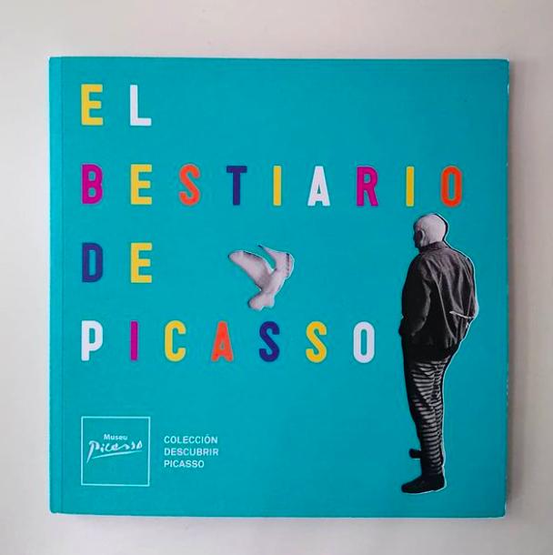 Portada de El bestiario de Picasso